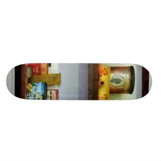 Corner Grocery Store Skateboard Deck