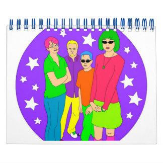 Corner Laughers Calendar