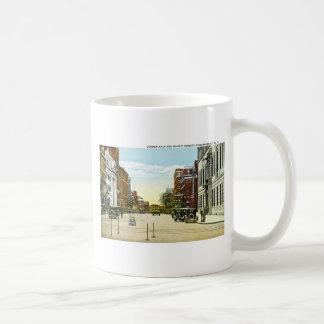 Corner Main and Market Streets, Poughskeepsie, NY Coffee Mug