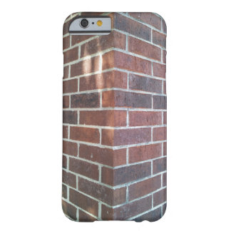 Corner of a Red Brick Building. Barely There iPhone 6 Case