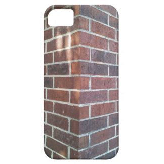 Corner of a Red Brick Building. iPhone 5 Covers
