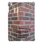 Corner of a Red Brick Building Promotional Ipad iPad Mini Cases