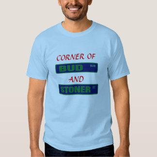 Corner Of Bud Blvd And Stoner St. T Shirt
