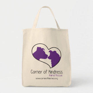 Corner of Kindness Grocery Tote