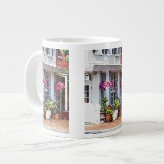 Corner of King Street and S Alfred Alexandria VA Giant Coffee Mug