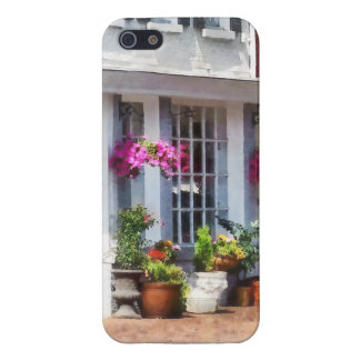 Corner of King Street and S Alfred Alexandria VA Cover For iPhone 5/5S