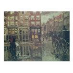 Corner of Leidsche Square, Amsterdam Post Card