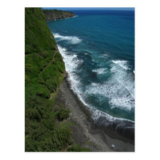 Corner of Paradise Postcard
