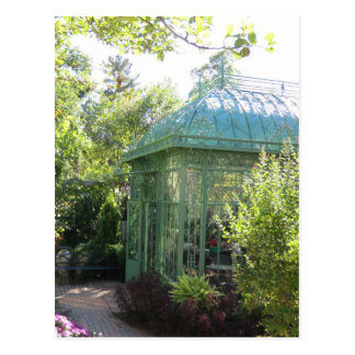 Corner of Solarium - Denver Botanic Gardens Postcard