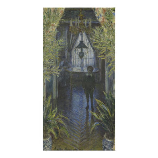 Corner of the Apartment by Claude Monet Card