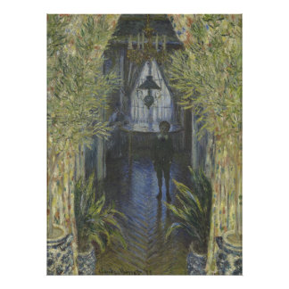 Corner of the Apartment by Claude Monet Photograph