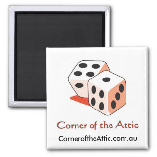 Corner of the Attic Magnets