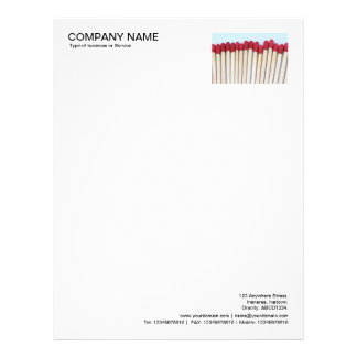 Corner Photo - Matches Letterhead