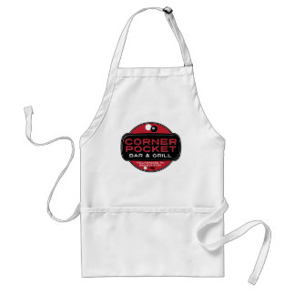 Corner Pocket Bar and Grille - RED Aprons