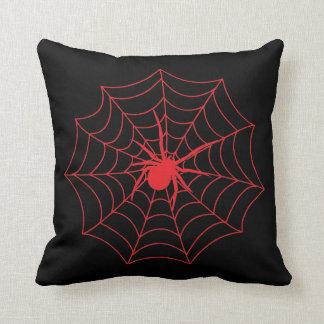 Corner Spider Pillow