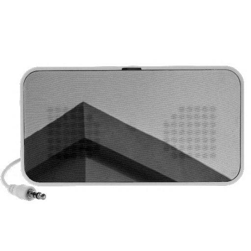 Corner Travel Speaker
