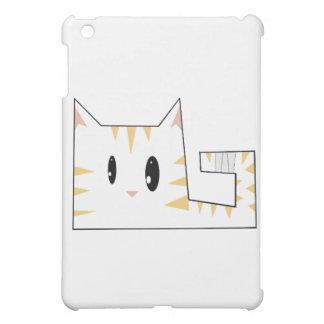 Cornered Kitty iPad Mini Cover