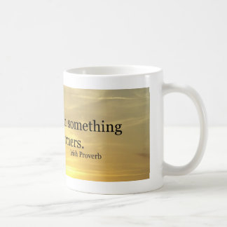 Corners Irish Proverb Coffee Mug