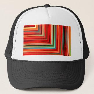 Corners red by Tutti Trucker Hat