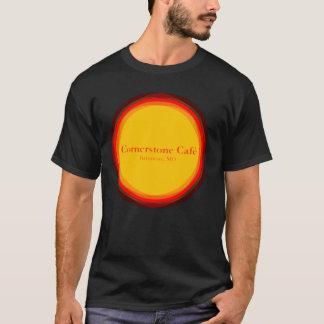 Cornerstone Café Black T-Shirt