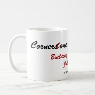 Cornerstone Worship Center Coffe Mug.