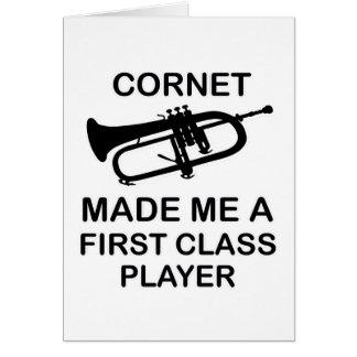 CORNET Design Card