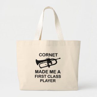 CORNET Design Large Tote Bag