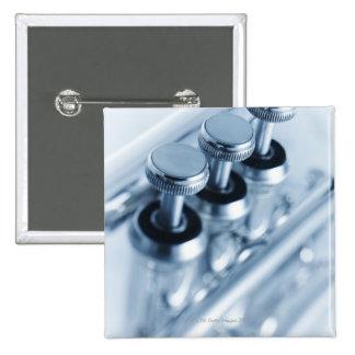 Cornet Keys Pinback Button