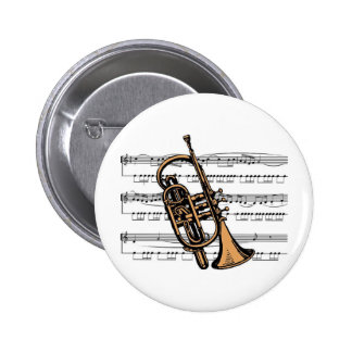 Cornet musical 08 B Button