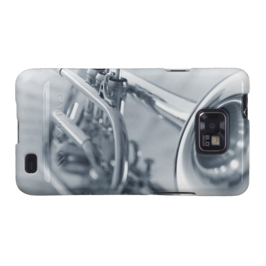 Cornet on Music Sheets Galaxy SII Cover