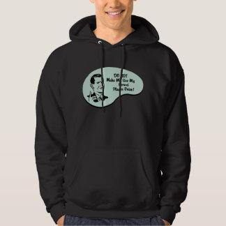 Cornet Player Voice Hooded Sweatshirts