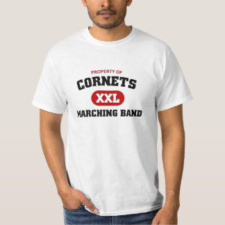 Cornets marching band T-Shirt