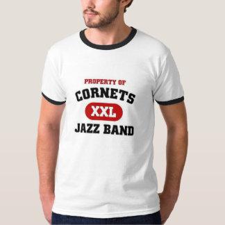 Cornets XXL Jazz band T-Shirt