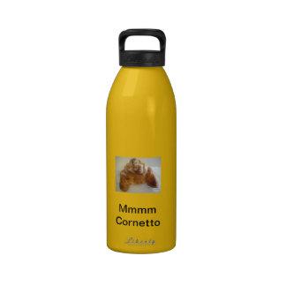 Cornetto Is Delice Reusable Water Bottles