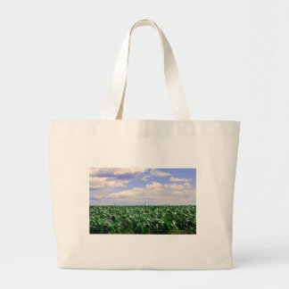 """Cornfield Blowing in the Wind"" collection Tote Bag"