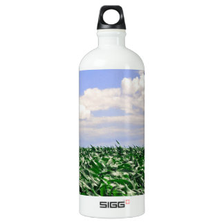 """Cornfield Blowing in the Wind"" collection Water Bottle"