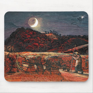 Cornfield by Moonlight, 1830 Mouse Pad