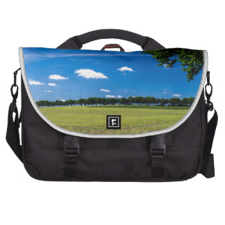 Cornfield in the sun laptop computer bag