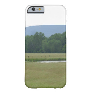 Cornfield in Valley Barely There iPhone 6 Case