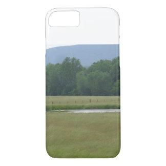 Cornfield in Valley iPhone 7 Case
