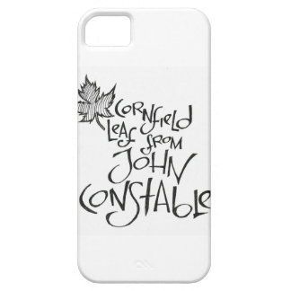Cornfield Leaf From John Constable iPhone 5 Cover
