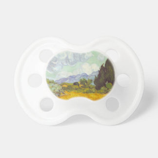 Cornfield With Cypresses BooginHead Pacifier