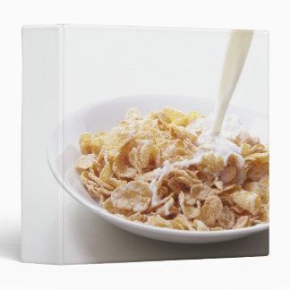 Cornflakes and milk binder