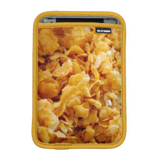Cornflakes on iPad mini sleeve