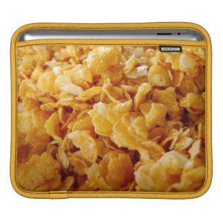 Cornflakes on iPad Rickshaw sleeve