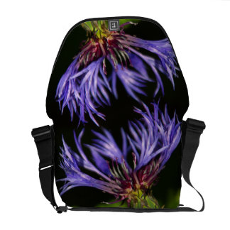 Cornflower 2 courier bag