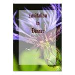 Cornflower 2 invitación 12,7 x 17,8 cm