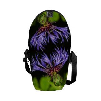 Cornflower 2 messenger bag
