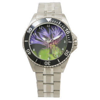 Cornflower 2 wrist watch