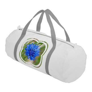Cornflower azul bolsa de deporte